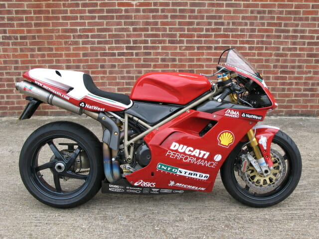 Engine Replacement Cost >> Ducati 996 SPS / JHP Corsa Special | Anthony Godin
