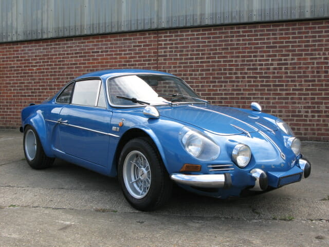 Renault alpine 110 for sale