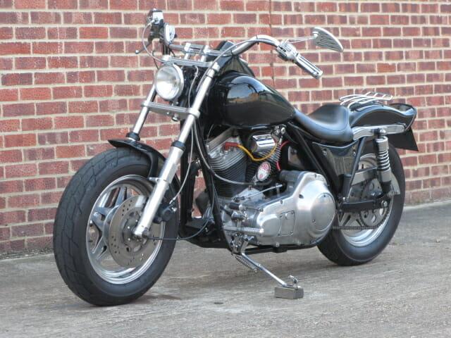 Harley-Davidson FXR Low Rider | Anthony Godin
