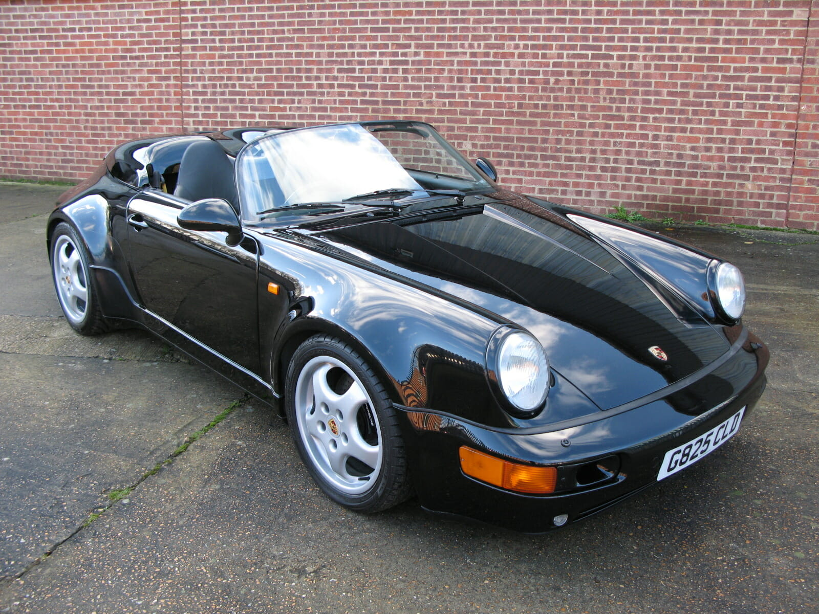 Porsche 964 Carrera 4 Speedster Anthony Godin