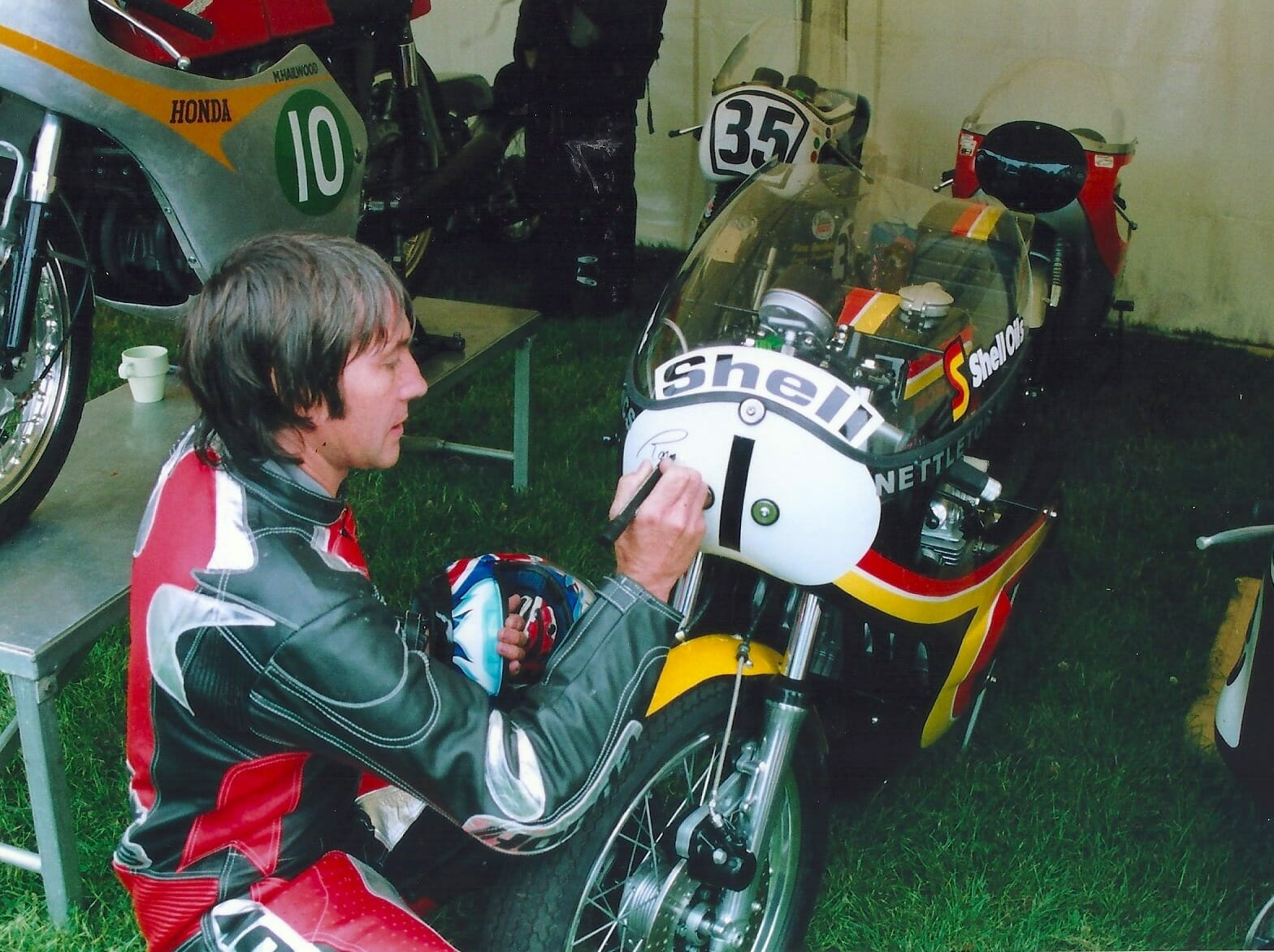 1979/80 Honda F3 400/4 Race Bike- Ex Ron Haslam | Anthony ...