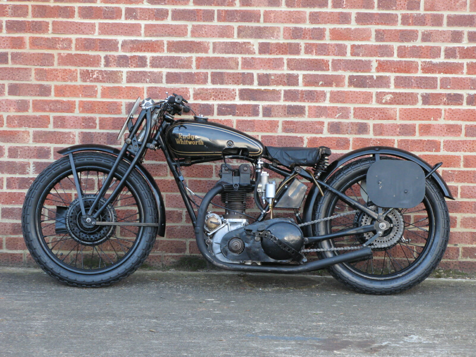 Rudge Ulster | Anthony Godin