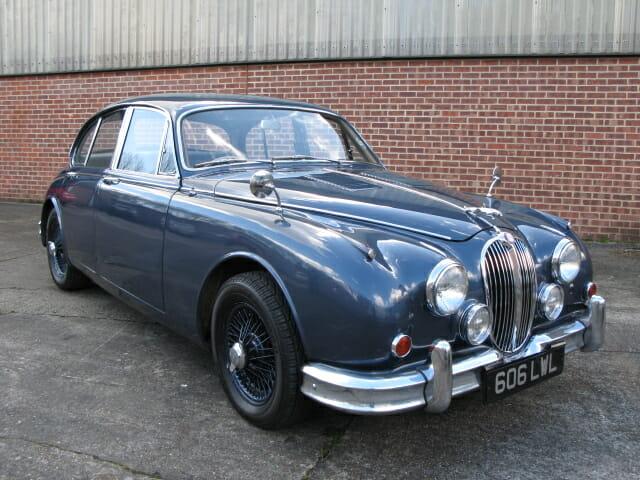 Jaguar Mk11 3.8 Coombs - JD Classics