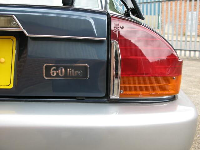 Jaguar XJRS 6.0 | Anthony Godin