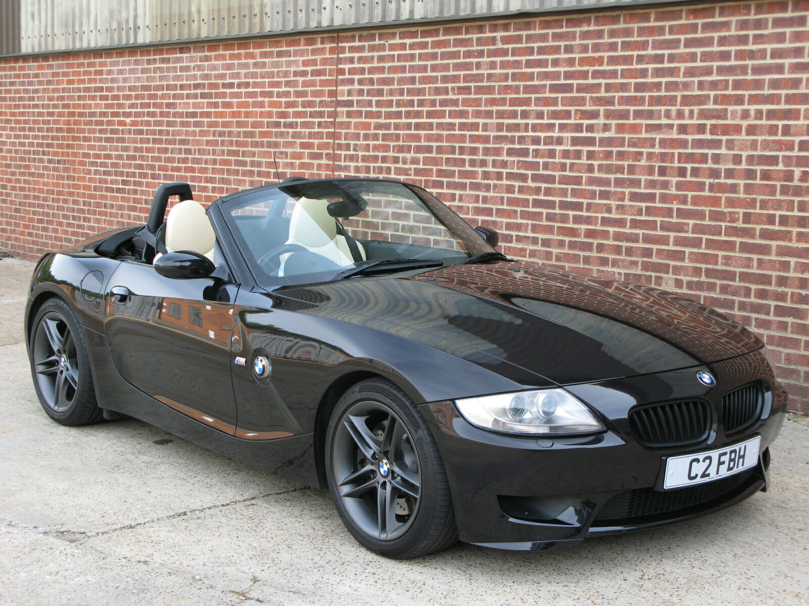 Bmw Z4 M Roadster Anthony Godin