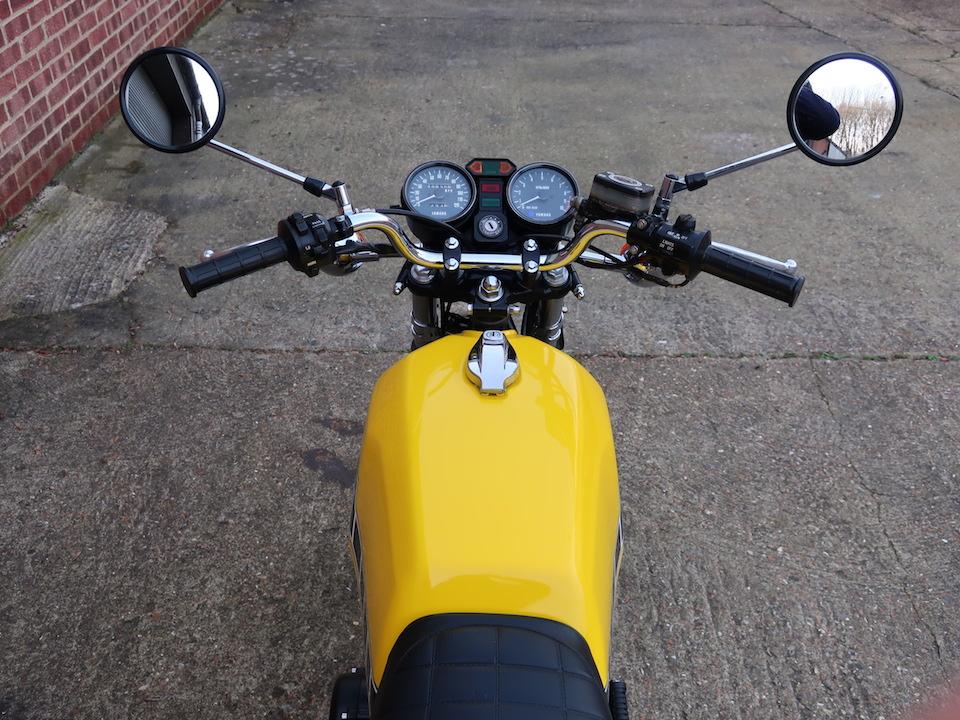Yamaha RD400 | Anthony Godin